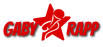 Gaby Rapp Künsterlermanagement Logo